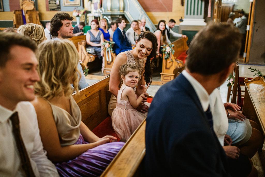dzieci w kościele mielec