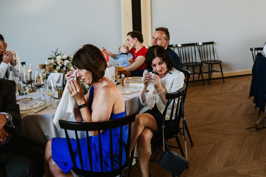łzy emocje wesele ślub