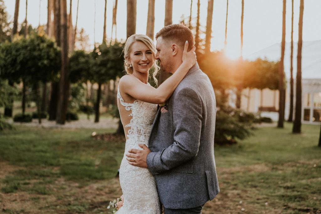 plener w dniu ślubu rado resort