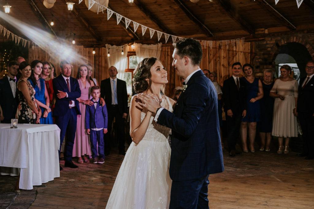 pierwszy taniec marta mariusz ranczo