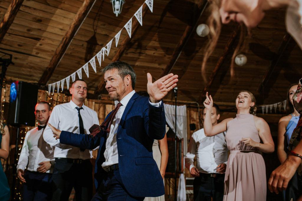 rustykalne ozdoby wesele