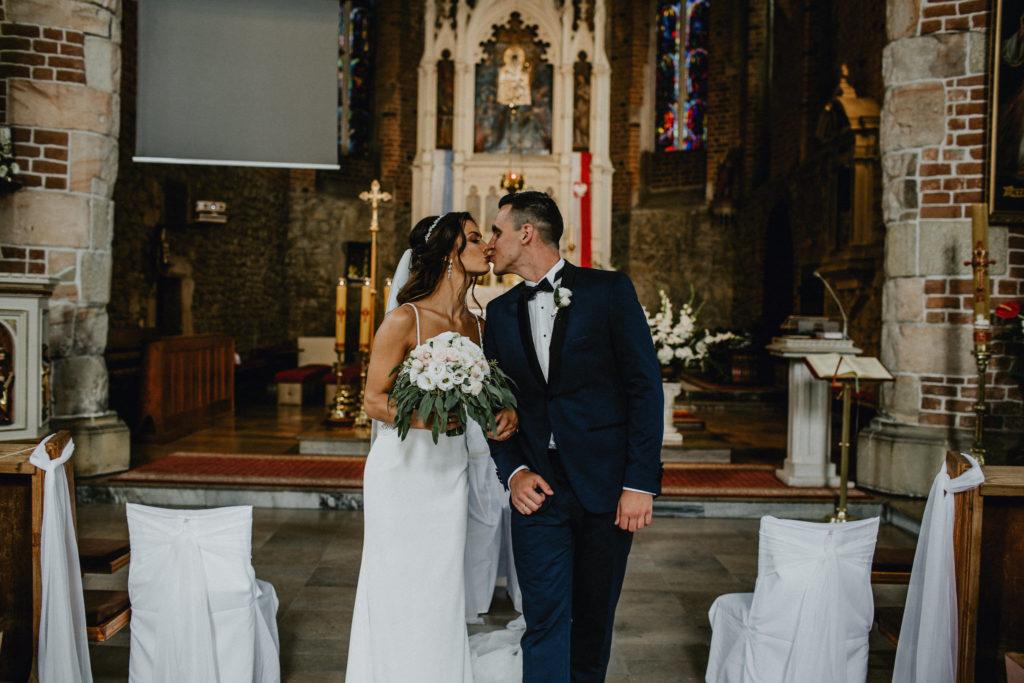 kościół w zatorze ślub