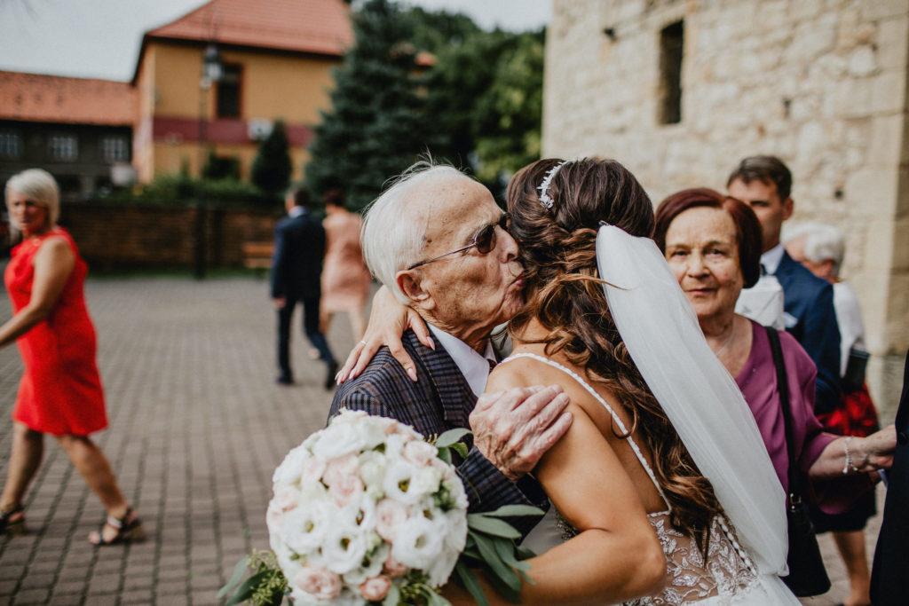 życzenia dziadka