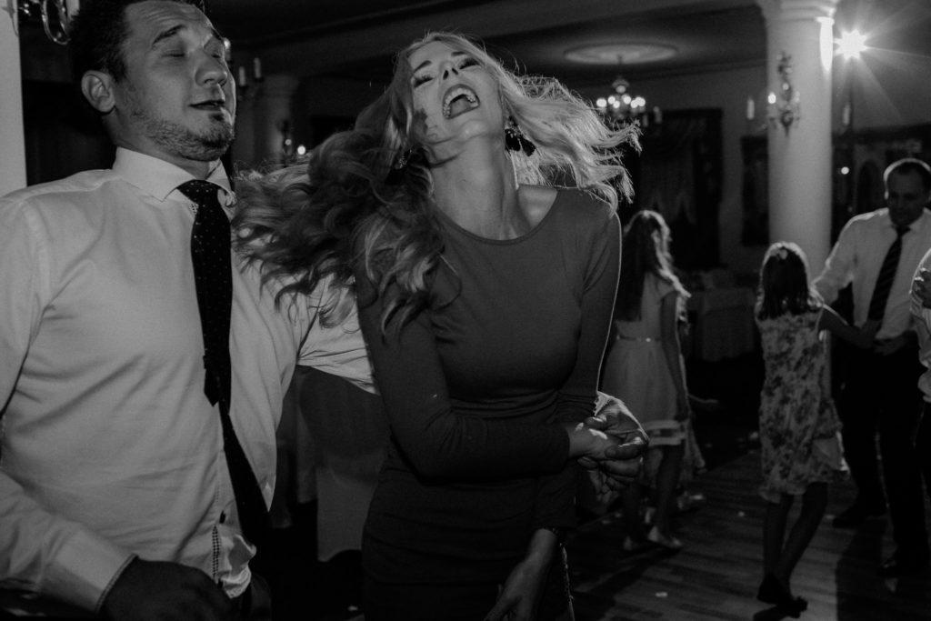 taniec zabawa