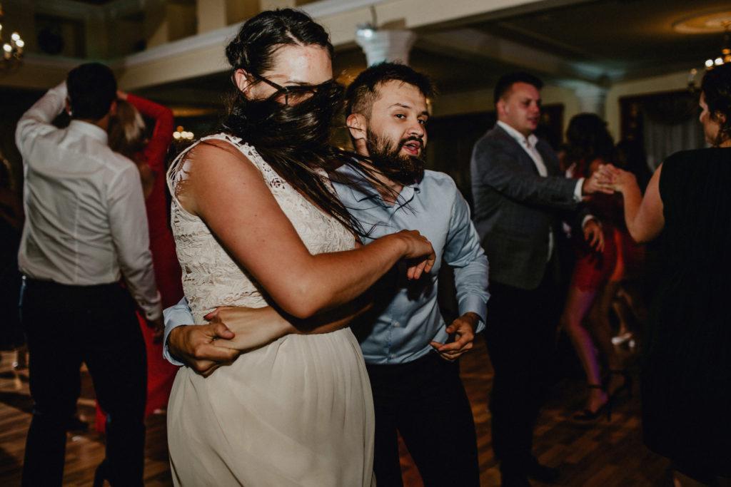 tańce wesele zabawa